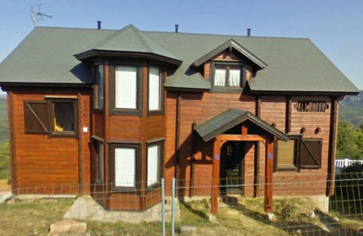 My cms casas y construcciones de madera - Construcciones de casas de madera ...
